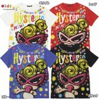 Hystericmini ヒステリックミニ Smiles are free but they are worth a lot! 半袖Tシャツ【送料・代引き手数料無料】