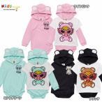 ショッピングロンパース MY FIRST HYSTERIC マイファーストヒステリック Teddy mini Tシャツ+ロンパースセット【送料・代引き手数料無料】