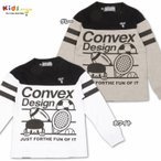 CONVEX コンベックス スポーツカレッジ ロンT-SALE40