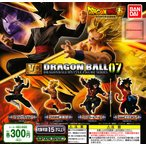 ドラゴンボール超 VSドラゴンボール 07 全4種セット(ガチャ ガシャ コンプリート)