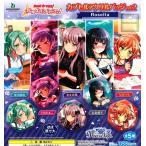 BanG Dream! ガールズバンドパーティ! カプセルアクリルバッジ vol.2 Roselia 全5種セット (ガチャ ガシャ コンプリート)
