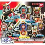 仮面ライダー鎧武 なりきり仮面ライダー鎧武4全6種セット (ガチャ ガシャ コンプリート)