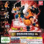 ドラゴンボール超 VSドラゴンボール16 全4種セット (ガチャ ガシャ コンプリート)