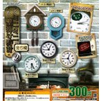 Yahoo!キッズルーム思い出のミニミニ掛け時計2 全5種セット (ガチャ ガシャ コンプリート)