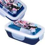 仮面ライダーリバイス 4点ロックドームタイトランチボックス 350ml 弁当箱 ランチボックス リバイ バイス