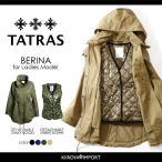 タトラス TATRAS モッズコート レディース 取り外し可ダウンライナー付き 取り外し可フード付き BERINA