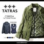 タトラス TATRAS サファリジャケット レディース 取り外し可ダウンライナー付き 撥水加工 CERESA