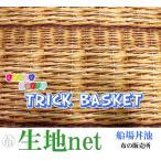 【50cm単位販売】 candy party トリックバスケット 10番キャンバス 生地