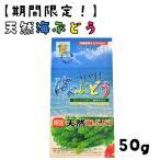 沖縄県産 100% 天然海ぶどう 50g タレ付 生 栄養 新鮮 おきなわ お土産 期間限定