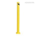 ショッピング車 車止めポール バリカー 直立型(超ロング) ガードパイプ KIKAIYA【 商品代引不可 】