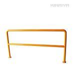ショッピング在庫 KIKAIYA パイプガード横型2000mm 車止めポール バリカー ガードパイプ