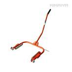 タイヤホイールセッター(小) ホイールリフター タイヤドーリー タイヤ交換 「すご楽」 KIKAIYA