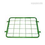 カゴ台車 ロールボックス(RB-08専用) 中間棚(緑) KIKAIYA