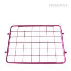 カゴ台車 ロールボックス(RB-11専用) 中間棚 (ピンク) (個人様は営業所止め)KIKAIYA