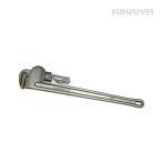 KIKAIYA アルミパイプレンチ450mm 18インチ
