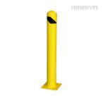 ショッピングバリ KIKAIYA 車止めポール バリカー 直立型 ガードパイプ