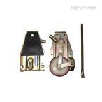 KIKAIYA 爪付きメカジャッキ500kg 2個セット リフティングローラー