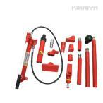 KIKAIYA ポートパワー ロングラムジャッキ 油圧シリンダー10トン リペアキット 6ヶ月保証