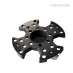 タイヤドーリー&カバー 耐荷重130kg タイヤキャリー 1個 タイヤ積み重ね 移動台車( 送料無料 ) KIKAIYA