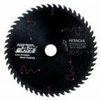 日立工機 165mmスーパーチップソー(ブラック2)(φ165*72P)0033-4747
