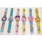 キャラクターワンタッチ子供用腕時計【送料無料】 全9種