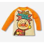 【送料無料】アンパンマン薄手長袖Tシャツ 90cm〜130cm 綿100%