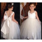 【送料無料】 キッズトレス  フラワー 子供 女の子  衣装 コスチューム イベント パーティー お姫様 46