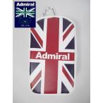 期間限定クーポン配布中 アドミラルゴルフ Admiral GOLF ゴルフ アクセサリーポーチ(9×5×15cm:メンズ) 2020新作モデル admg0sk4