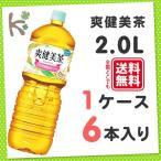 爽健美茶 ペコらくボトル 2L PET (1ケース 6本入り) お茶 そうけんびちゃ ペットボトル 2リットル ケース 箱