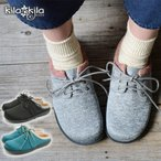 ショッピングサボ kilakila フラットシューズ レディース バブーシュ サボサンダル 痛くない ぺたんこ 黒 ローヒール 靴下 疲れない 歩きやすい スリッパ 靴