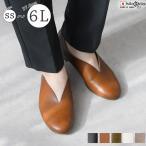 kilakila フラットシューズ バレエシューズ レディース ローヒール 痛くない 大きいサイズ ぺたんこ Vカット シューティー ブーパン 日本製 靴