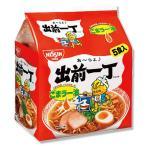 日清食品 出前一丁 5食パック しょうゆ味 インスタントラーメン インスタント食品 インスタント麺 麺類 食品 ラーメン 袋麺