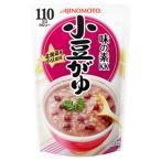 100円OFFクーポン配布中 味の素 小豆がゆ 250g