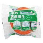 古藤工業 Monf NEW快適養生 養生テープ 50mm×25m オレンジ 1巻 No.822