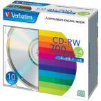 『取寄品』 三菱化学メディア CD-RW <700MB> SW80QU10V1 10枚