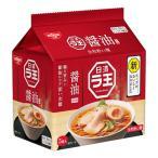 『賞味期限:18.07.13』日清ラ王 醤油 5食パック