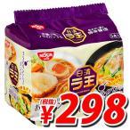 『賞味期限:18.12.04』 日清 ラ王 豚骨醤油 5食パック