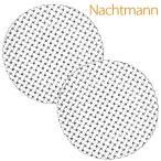 Nachtmann ナハトマン 78635 ボサノバ サラダプレート 23cm 2個セット