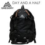 GREGORY グレゴリー DAY AND A HALF デイアンドハーフ 33L ブラック バックパック 65150 リュックサック