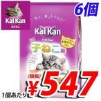 カルカンドライ 12カ月までの子ねこ用 かつおと野菜味 ミルク粒入り 1.6kg×6個(1ケース)