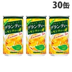 サンガリア 紅茶姫レモンティー 190g×30缶 紅茶 缶 ジュース