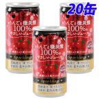 神戸居留地 りんごと微炭酸 100% 缶 185ml×20缶 缶ジュース 飲料 ドリンク 炭酸飲料 炭酸ジュース ソフトドリンク 缶 りんごジュース アップルジュース
