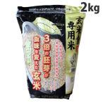 おくさま印 宮城県産金のいぶき 玄米 2kg