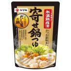 ヤマキ ヤマキ 寄せ鍋つゆ(750g)