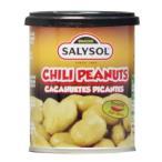 サリソル チリピーナッツ 60g