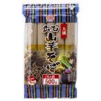田靡製麺 大盛出石山芋そば(チャック付) 500g