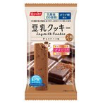 ニッスイ エパプラス サクサク豆乳クッキー チョコレート味 27g