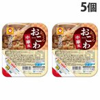 東洋水産 ふっくら中華おこわ 160g×5個 インスタント 電子レンジ レトルト食品 米 おこわ