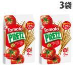 グリコ プリッツ 熟トマト 9袋入×3袋