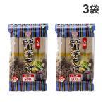 田靡製麺 大盛出石山芋そば(チャック付) 500g×3袋